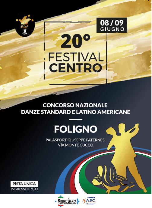Federdanza Calendario.20 Festival Centro Di Danza Sportiva Palasport Di Foligno